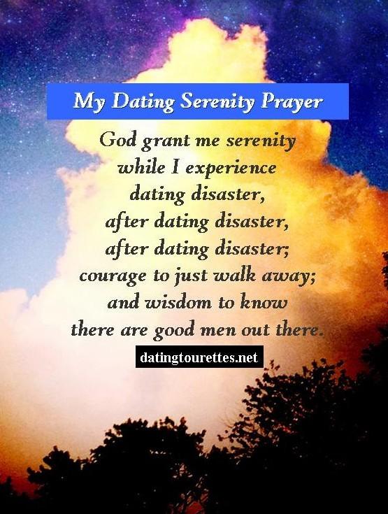 praying while dating